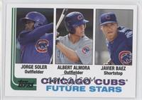 Future Stars (Jorge Soler, Albert Almora, Javier Baez)
