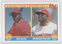 Eric Davis, Brandon Phillips