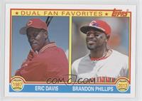 Eric Davis, Brandon Phillips