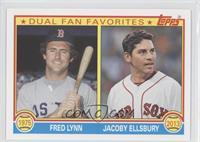 Fred Lynn, Jacoby Ellsbury