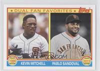 Kevin Mitchell, Pablo Sandoval