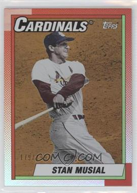 2013 Topps Archives Gold Rainbow #185 - Stan Musial /199