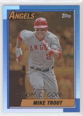 2013 Topps Archives Gold Rainbow #200 - Mike Trout /199