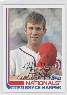 2013 Topps Archives #100 - Bryce Harper