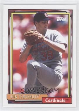 2013 Topps Archives #210 - Bob Tewksbury
