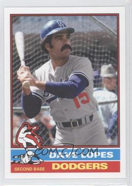 2013 Topps Archives #219 - Davey Lopes