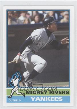 2013 Topps Archives #227 - Mickey Rivers