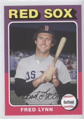 2013 Topps Archives #241 - Fred Lynn