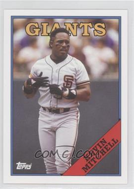 2013 Topps Archives #242 - Kevin Mitchell