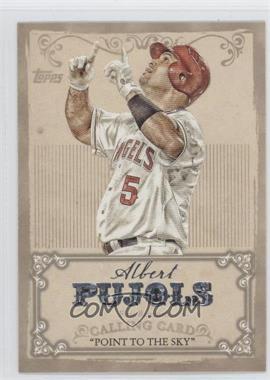 2013 Topps Calling Card #CC-15 - Albert Pujols