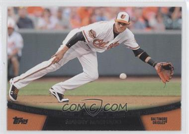 2013 Topps Chase it Down #CD-13 - Manny Machado