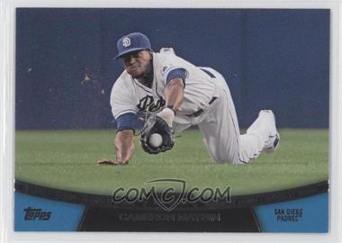 2013 Topps Chase it Down #CD-14 - Cameron Maybin