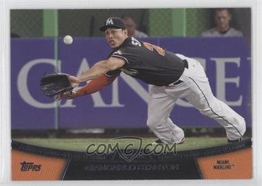 2013 Topps Chase it Down #CD-15 - Giancarlo Stanton