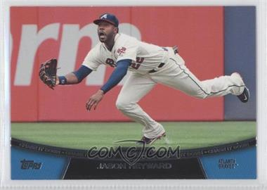 2013 Topps Chase it Down #CD-4 - Jason Heyward