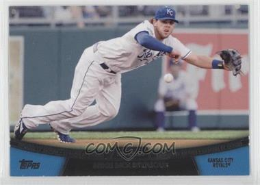 2013 Topps Chase it Down #CD-6 - Mike Moustakas