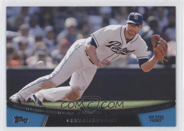 2013 Topps Chase it Down #CD-8 - Chase Headley
