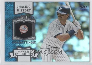 2013 Topps Chasing History Holo-Foil #CH-13 - Don Mattingly