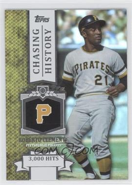 2013 Topps Chasing History Holo-Foil #CH-2 - Roberto Clemente