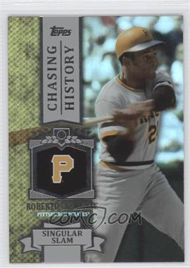 2013 Topps Chasing History Holo-Foil #CH-77 - Roberto Clemente