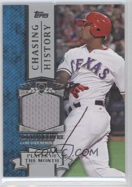 2013 Topps Chasing History Relic #CHR-AB - Adrian Beltre