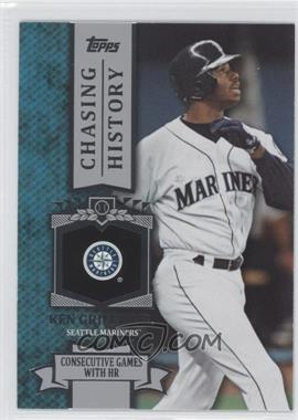 2013 Topps Chasing History #CH-18 - Ken Griffey Jr.