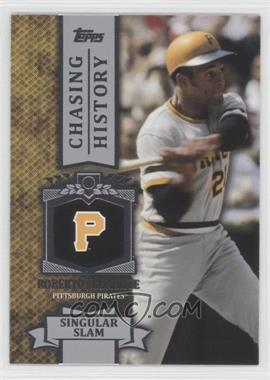 2013 Topps Chasing History #CH-77 - Roberto Clemente