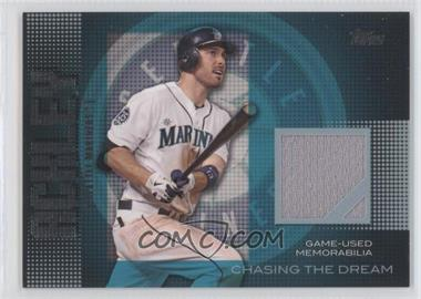 2013 Topps Chasing The Dream Relics #CDR-DA - Dustin Ackley