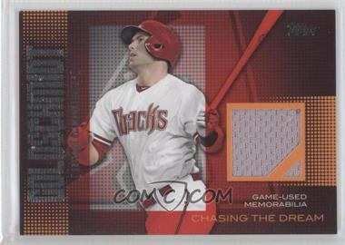 2013 Topps Chasing The Dream Relics #CDR-PG - Paul Goldschmidt