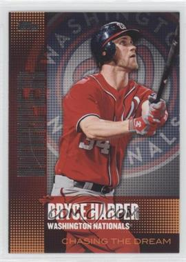 2013 Topps Chasing The Dream #CD-1 - Bryce Harper