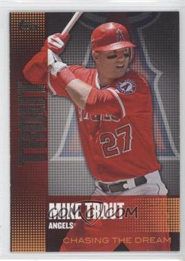 2013 Topps Chasing The Dream #CD-2 - Mike Trout