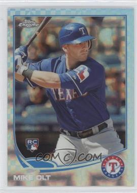 2013 Topps Chrome - [Base] - X-Fractor #55 - Mike Olt