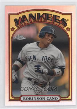 2013 Topps Chrome 1972 Topps Chrome #72C-RC - Robinson Cano