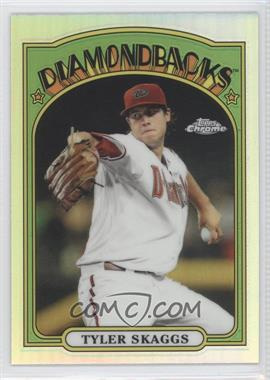 2013 Topps Chrome 1972 Topps Chrome #72C-TS - Tyler Skaggs