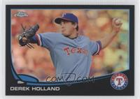 Derek Holland /100