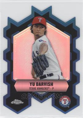 2013 Topps Chrome Chrome Connections Die-Cuts #CC-YD - Yu Darvish
