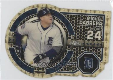 2013 Topps Chrome Dynamic Die-Cuts Super-Fractor #DY-MC - Miguel Cabrera /1