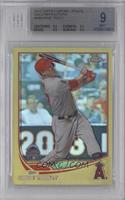Mike Trout /250 [BGS 9]