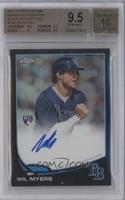 Wil Myers /100 [BGS 9.5]
