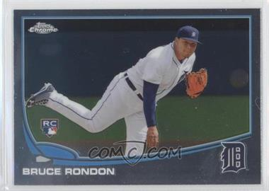 2013 Topps Chrome #85 - Bruce Rondon
