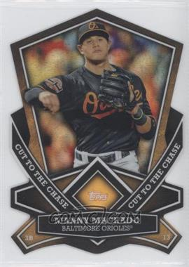 2013 Topps Cut to the Chase Die-Cut #CTC-44 - Manny Machado