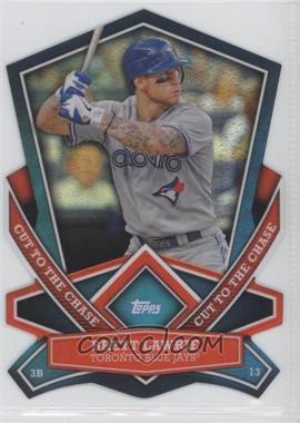 2013 Topps Cut to the Chase #CTC-13 - Brett Lawrie