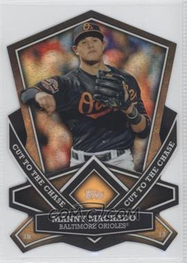 2013 Topps Cut to the Chase #CTC-44 - Manny Machado