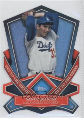 2013 Topps Cut to the Chase #CTC-48 - Sandy Koufax
