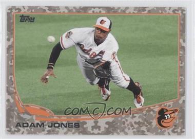 2013 Topps Desert Camo Foil #10 - Adam Jones /99
