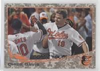 Chris Davis /99