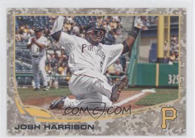 2013 Topps Desert Camo Foil #430 - Josh Harrison /99