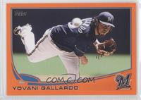 Yovani Gallardo /230