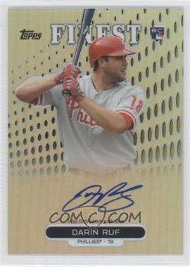 2013 Topps Finest Autographed Rookies Refractor #RA-DR - Darin Ruf