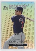 Joe Mauer /50