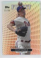 Cole Hamels /99